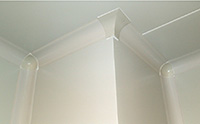 Wall-ceiling coving